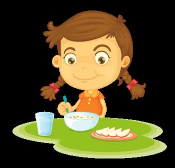 Znalezione obrazy dla zapytania przedszkolaki jedzą obiad