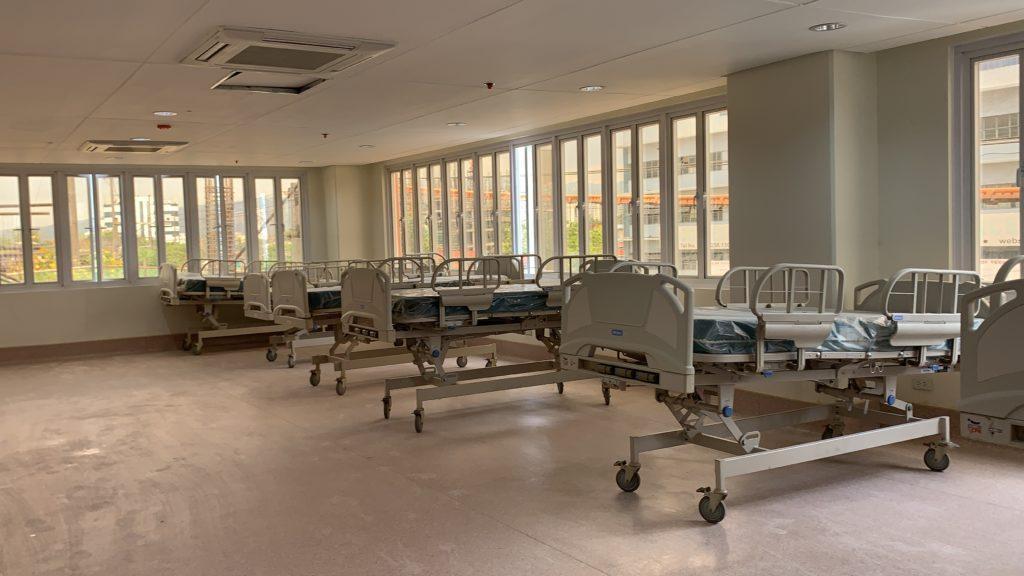 CCMC upcoming ward.   Dyrecka Letigio