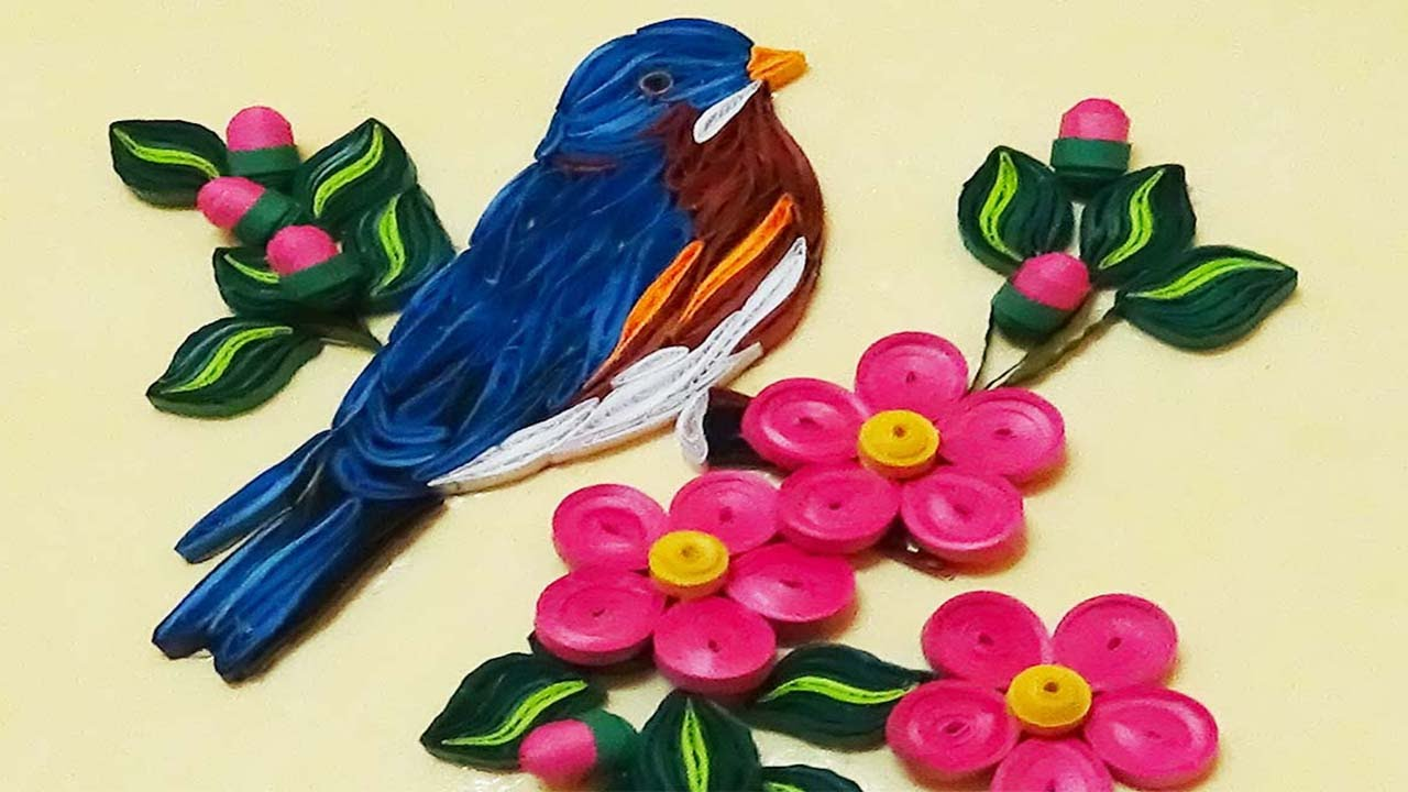 Image result for quilling art