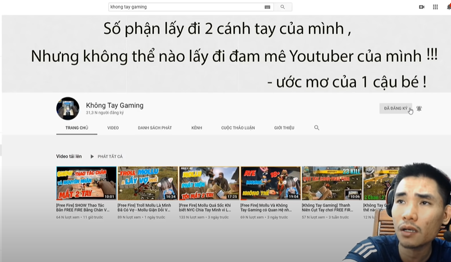 khong-tay-gaming-youtuber-free-fire-nghi-luc-nhat-free-fire