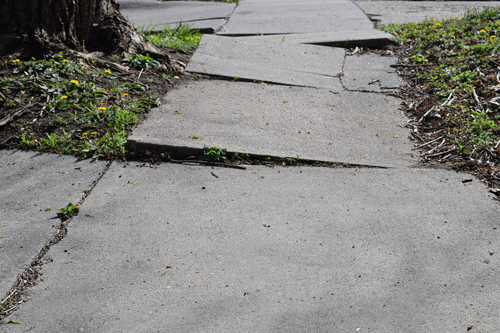 Does your concrete have freeze-thaw cycle damage?