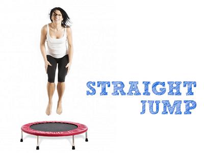 The Straight Jump
