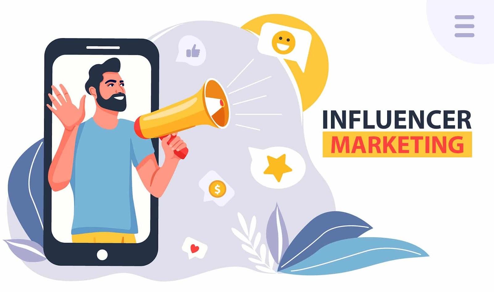 Influencer Marketing - Nautica Surven Technologies