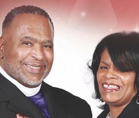 Bishop James and Lady Joyce Wills