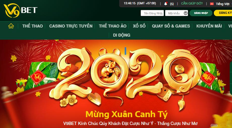 Hướng dẫn chơi casino trực tuyến V9Bet