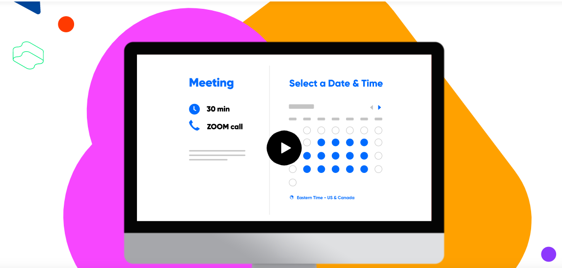 Calendly is an appointment scheduling tool