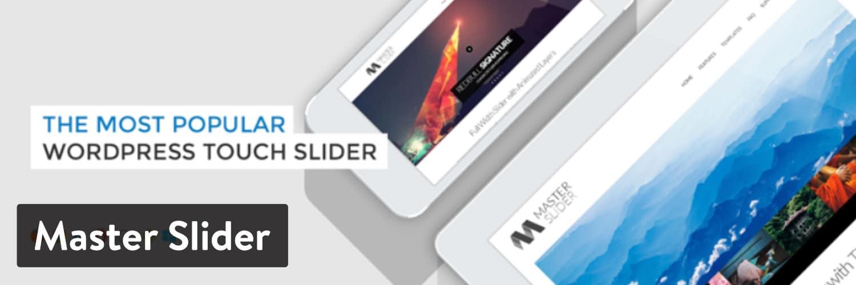 Плагин Master Slider для WordPress