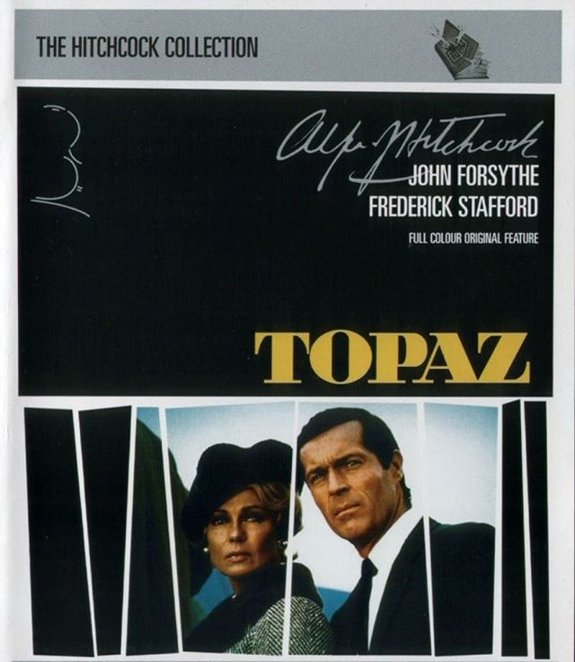 Topaz (1969, Alfred Hitchcock)