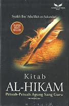 Kitab AL-HIKAM  | RBI