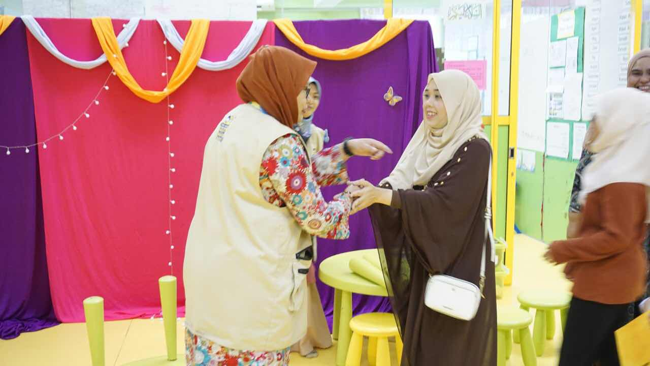 genius Aulad Saujana Utama Premium Beautiful Therapants Maharani Shah Alam