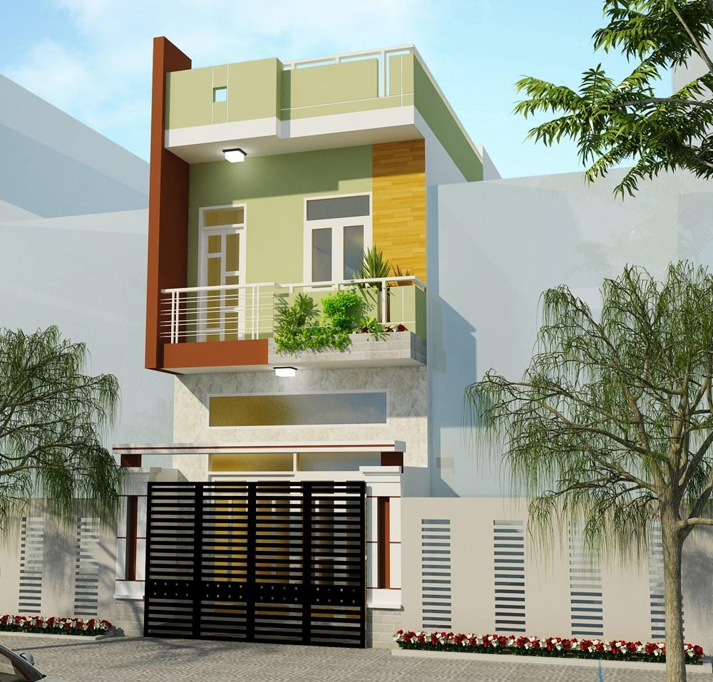 Xây nhà trọn gói bạn có thể có được ngôi nhà hoàn thiện như thiết kế