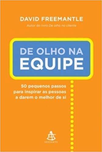 Livro De Olho na Equipe