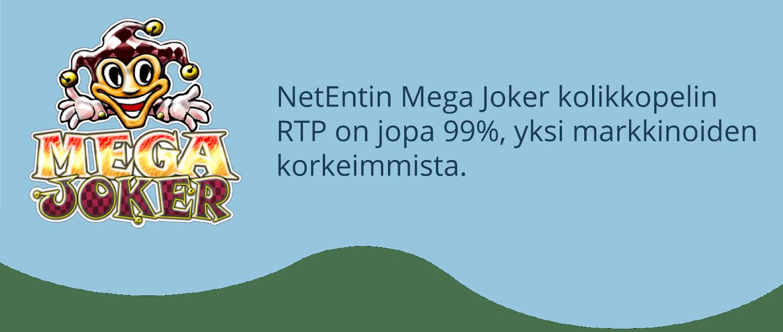 MegaJoker RTP