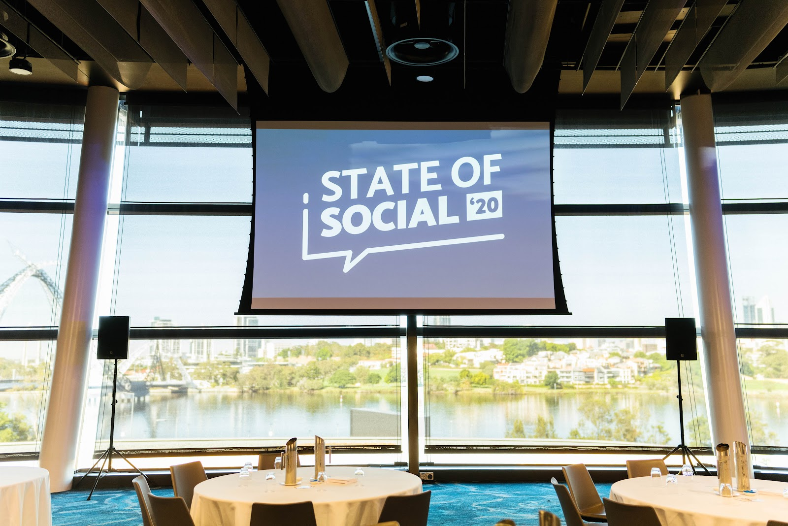 conference social media marketing