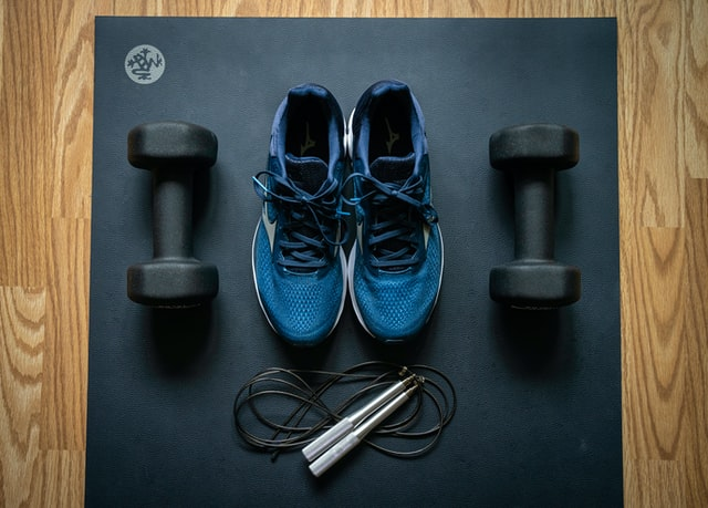 At Home Weight Training
