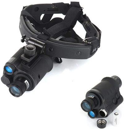 HAIT Night Vision Goggles Infrared Helmet