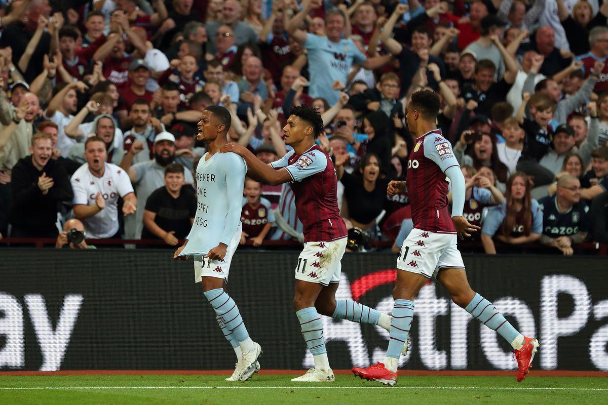Aston Villa chưa có được thành tích tốt trên sân khách