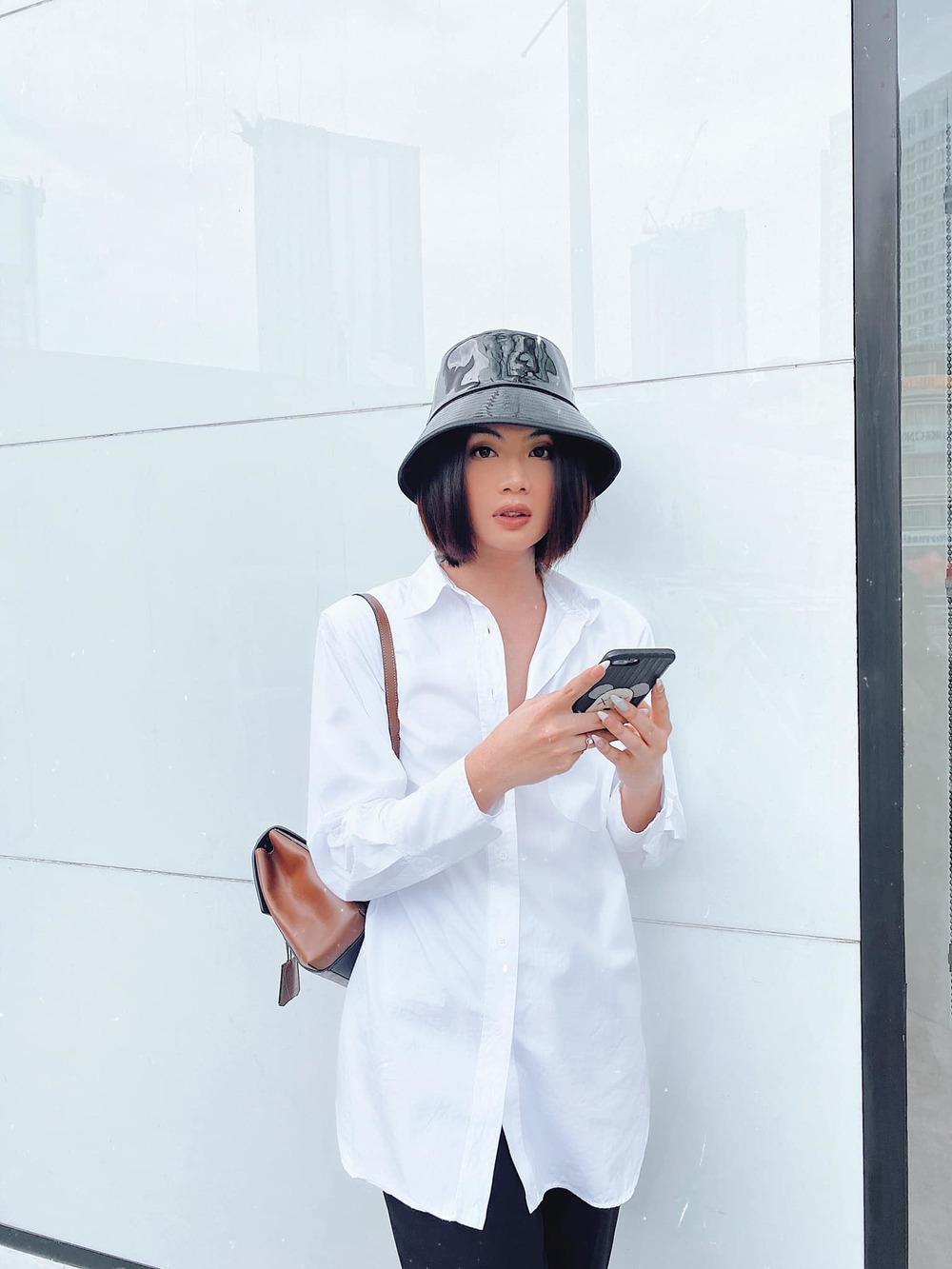 Đào Bá Lộc ngày càng xinh đẹp và nữ tính - ảnh 5