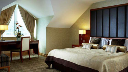 Inside of a Boutique Room at Quay Hotel and Spa