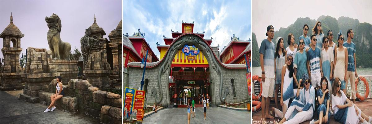 Hướng dẫn đi tour du lịch Bắc Ninh - Hạ Long