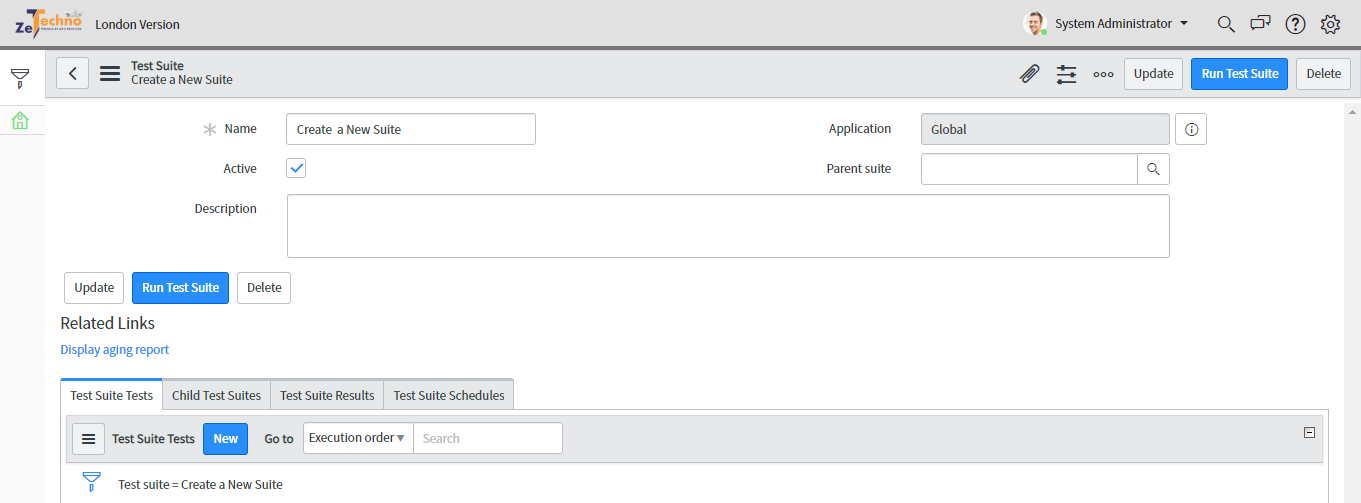Servicenow Madrid: New Features in Automated Test Framework