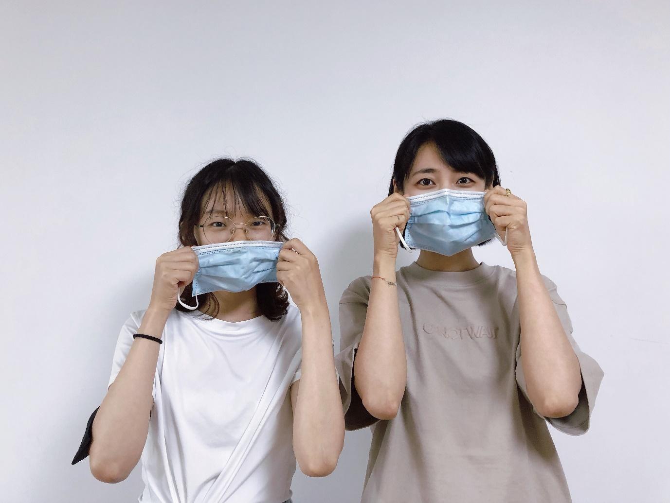 Wearing Surgical Masks