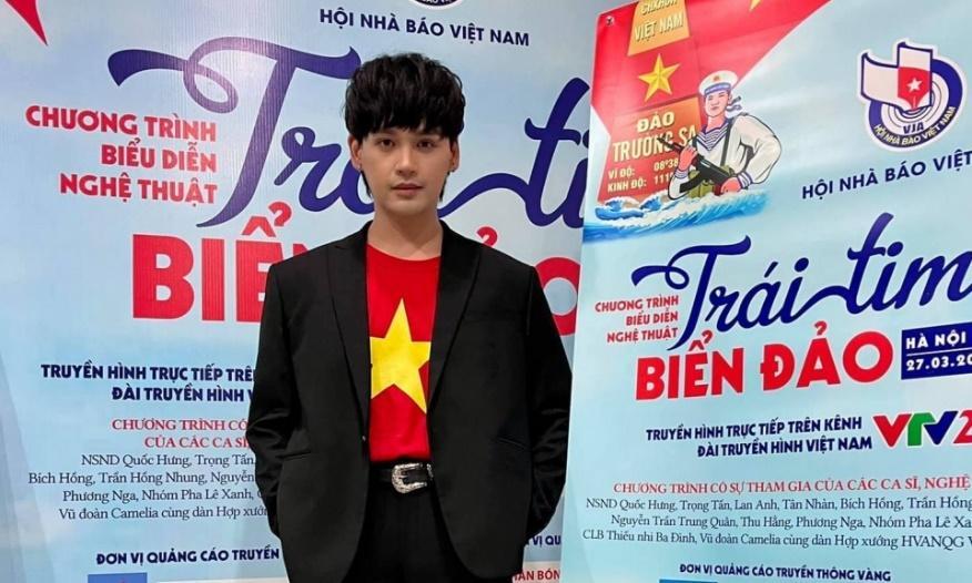 Nguyễn Trần Trung Quân tuyên bố bắt đầu hải trình Trường Sa 2021 cùng Đoàn  Thành Uỷ Hà Nội