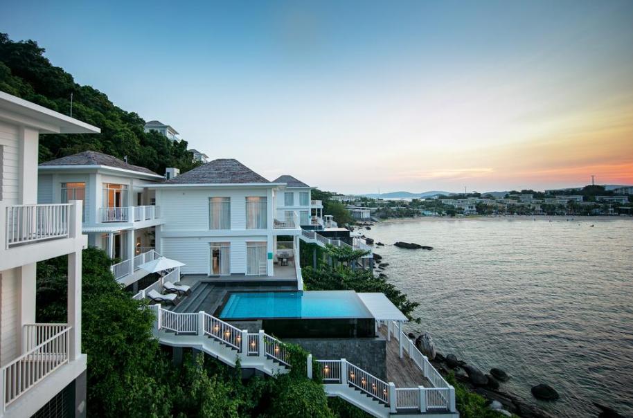 Một góc nhỏ biệt thự trong dự án Premier Village Phu Quoc Resort