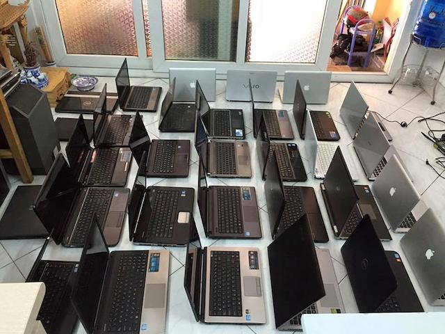 Thu Store chuyên thu mua laptop nhanh chóng và giá cao nhất tại TPHCM