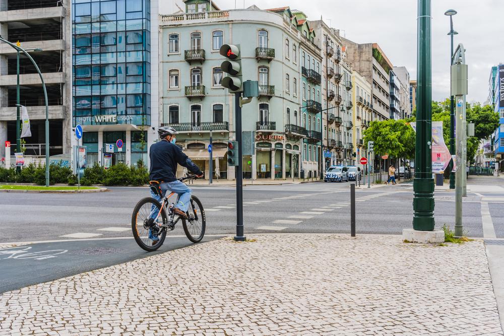 Lisboa oferece reembolsos de até 500 euros para a compra de bicicletas. (Fonte: Shutterstock)