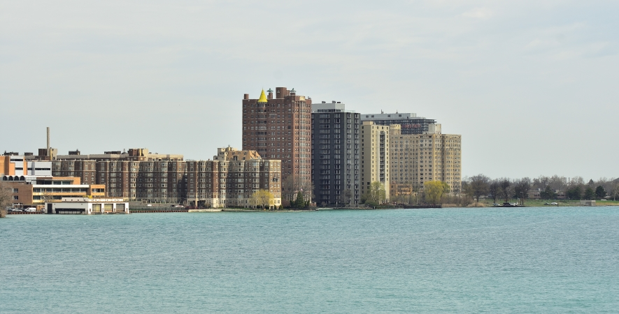 Detroit's Gold Coast