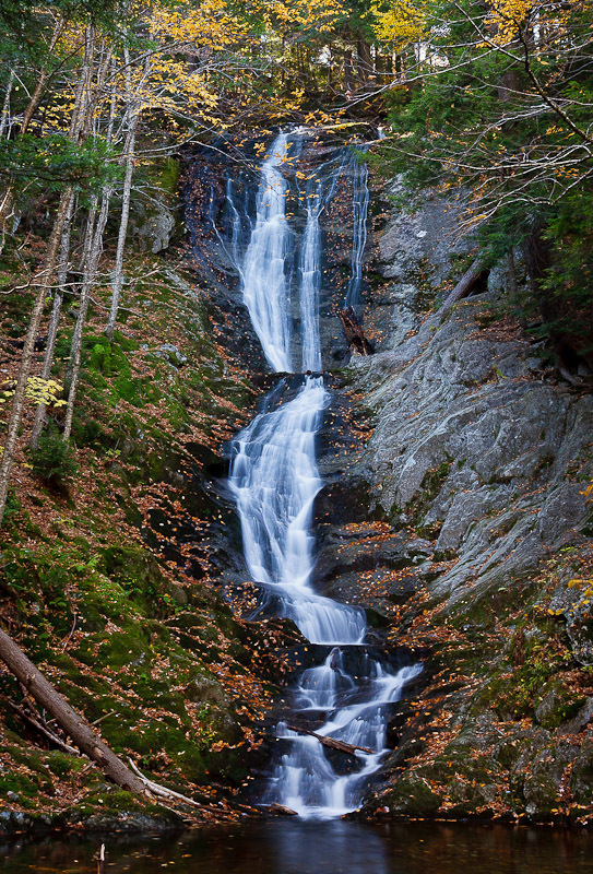 Tannery Falls, Massachusetts, United States - World Waterfall Database