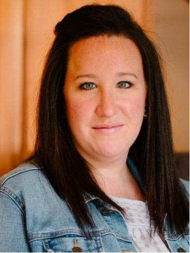 Erica George, author photo