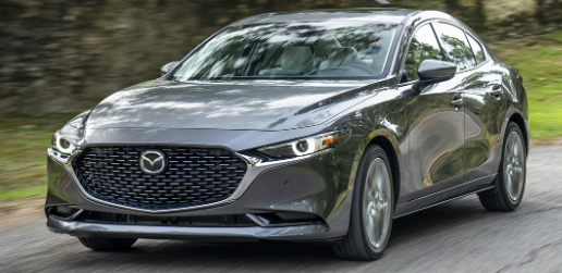 Mazda 3: The Most Eye-catching Car in the Street