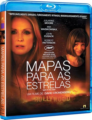 Filme Poster Mapas Para as Estrelas BDRip XviD Dual Audio & RMVB Dublado