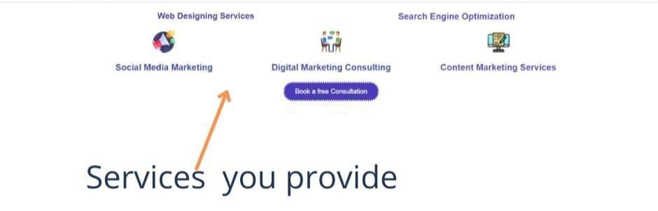 how to make a digital marketing website
