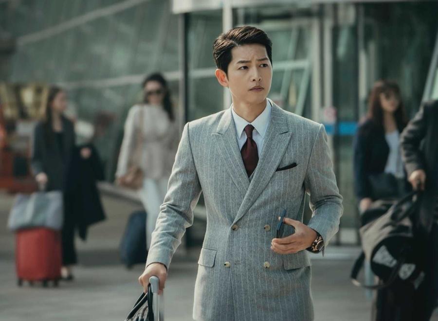 Song Joong Ki trong phim vincenzo