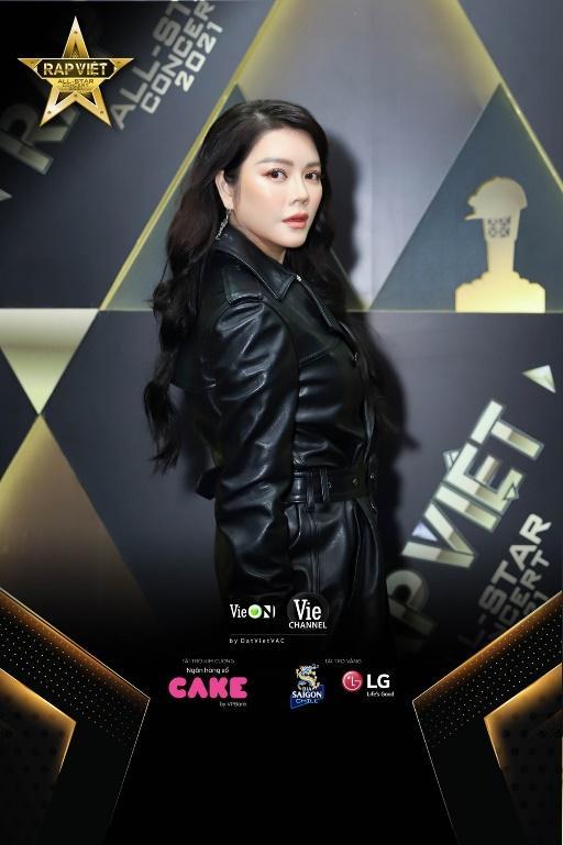 """Thảm đỏ Live Concert Rap Việt All Star quy tụ dàn khách mời """"chất lừ"""""""