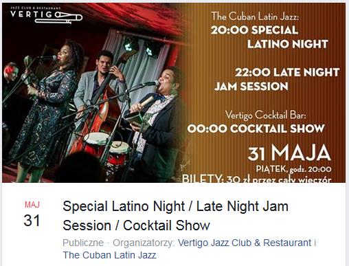 Special Latino Night