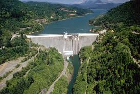 Green Peter Dam - Army Corps of Engineers