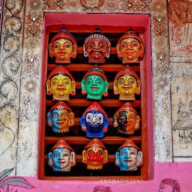 Raghurajpur - Best Offbeat places near Puri
