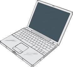 laptop clip art | FREE Computer Clip art Pictures Print FREE Clip ...