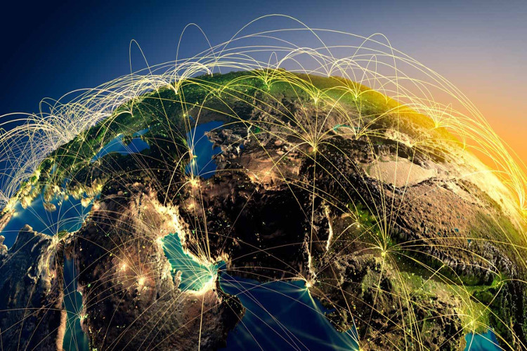 Số lượng người dùng Internet hiện nay hơn 3,7 tỷ người.