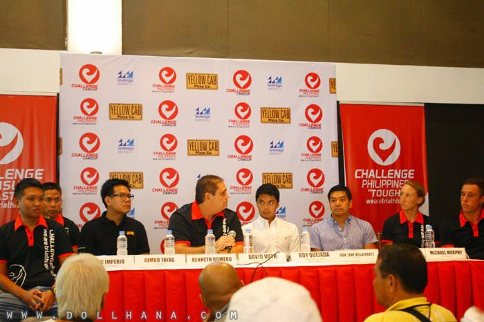 Challenge Philippines Welcomes Yellow Cab and Cam Sur for 2015 Triathlons