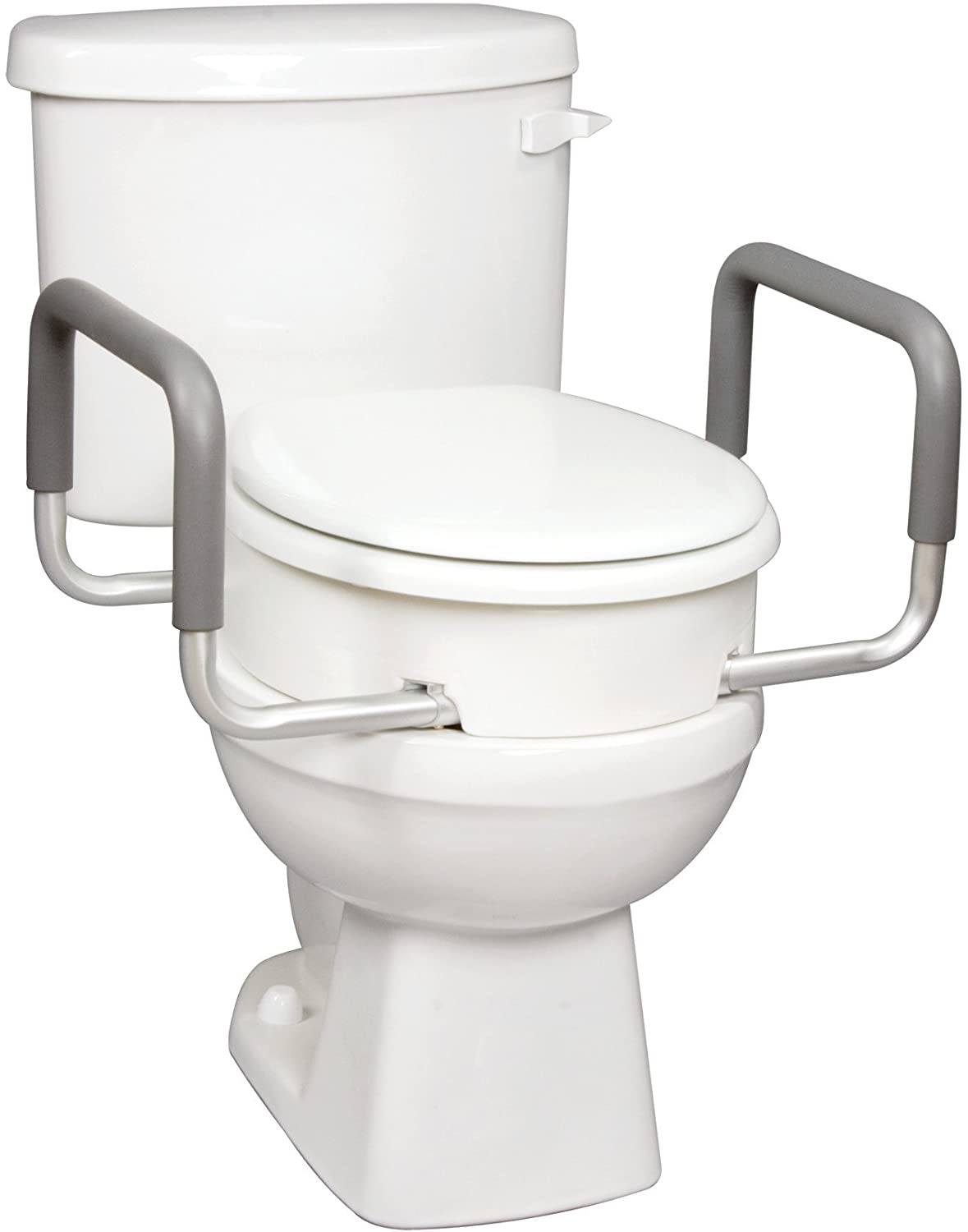 Toilet Seat Height Extender - For Round Toilets