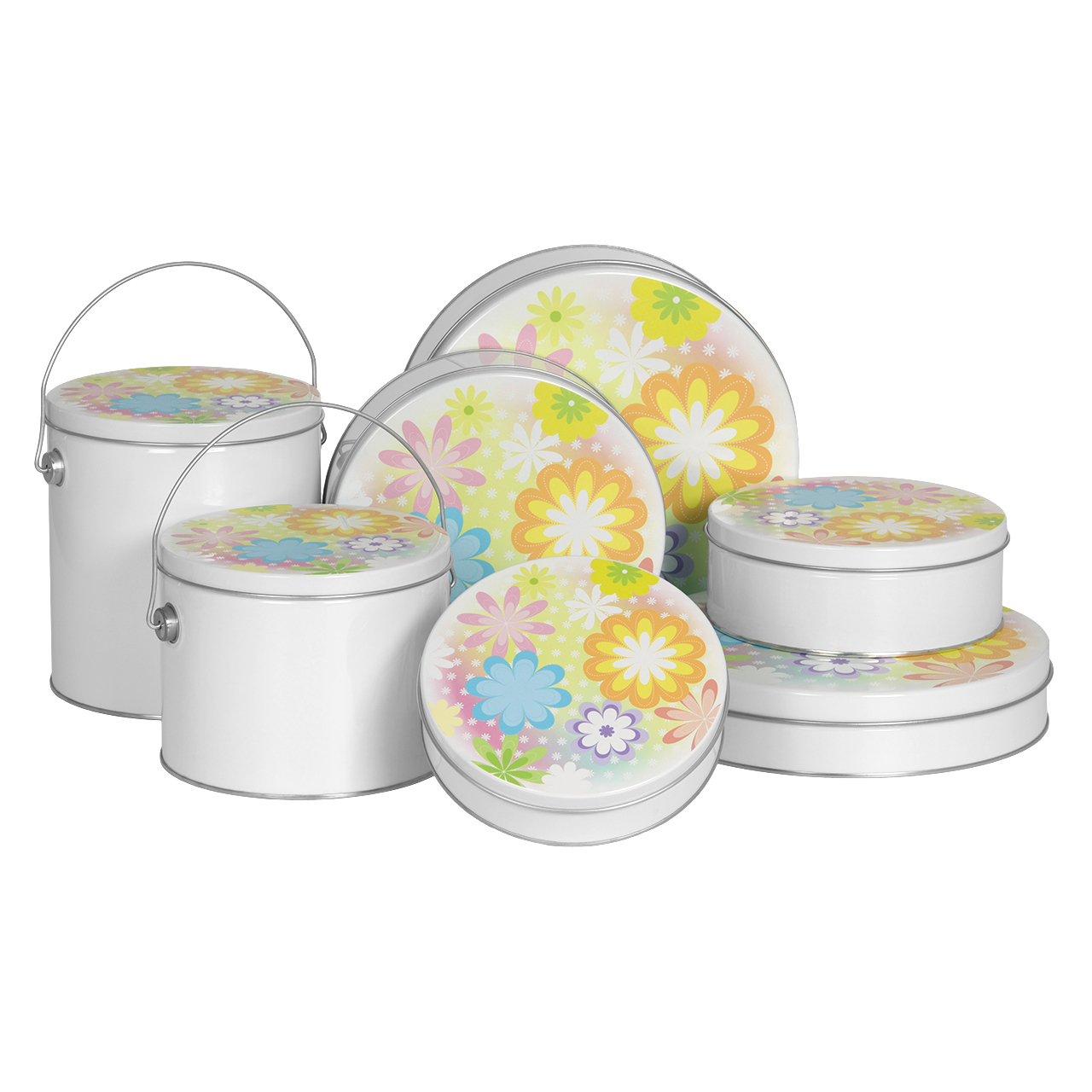 Easter Tins