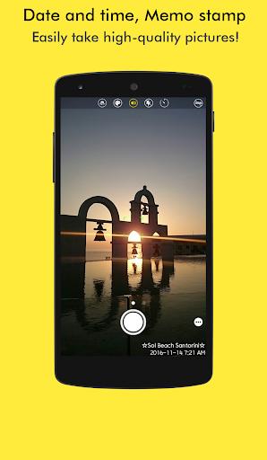 SnapTime - SilentㆍSquareㆍStamp Camera- screenshot thumbnail