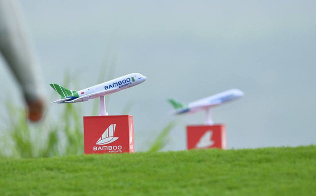 Hãng Bamboo Airways trang bị nội thất máy bay tiện nghi, hiện đại