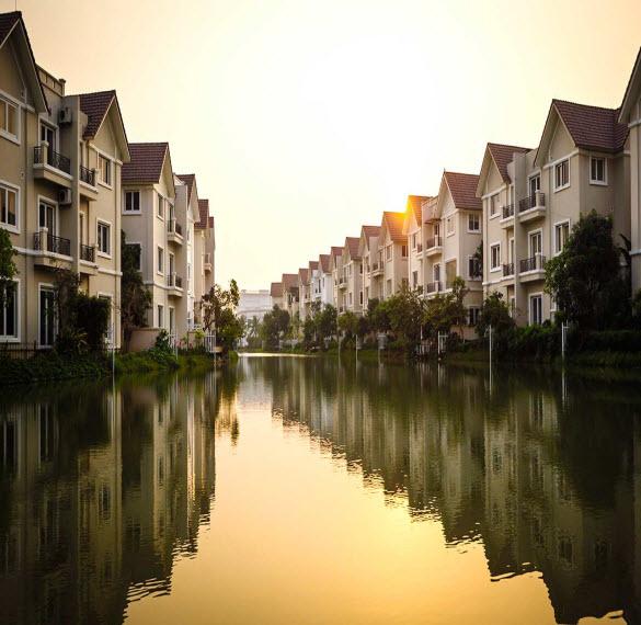 Tìm hiểu các thông tin liên quan đến mua bán biệt thự Vinhomes The Harmony