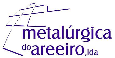 Logotipo Metalúrgica do Areeiro, Lda